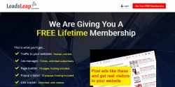leadsleap.com Review